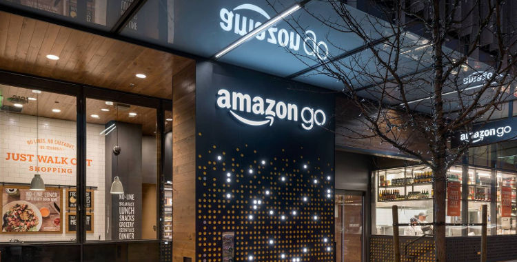 il supermercato Amazon Go